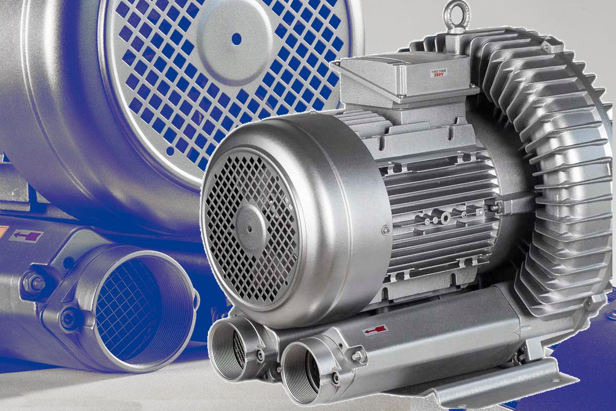 Motores para hinchables